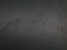 ゴム板への塗装。